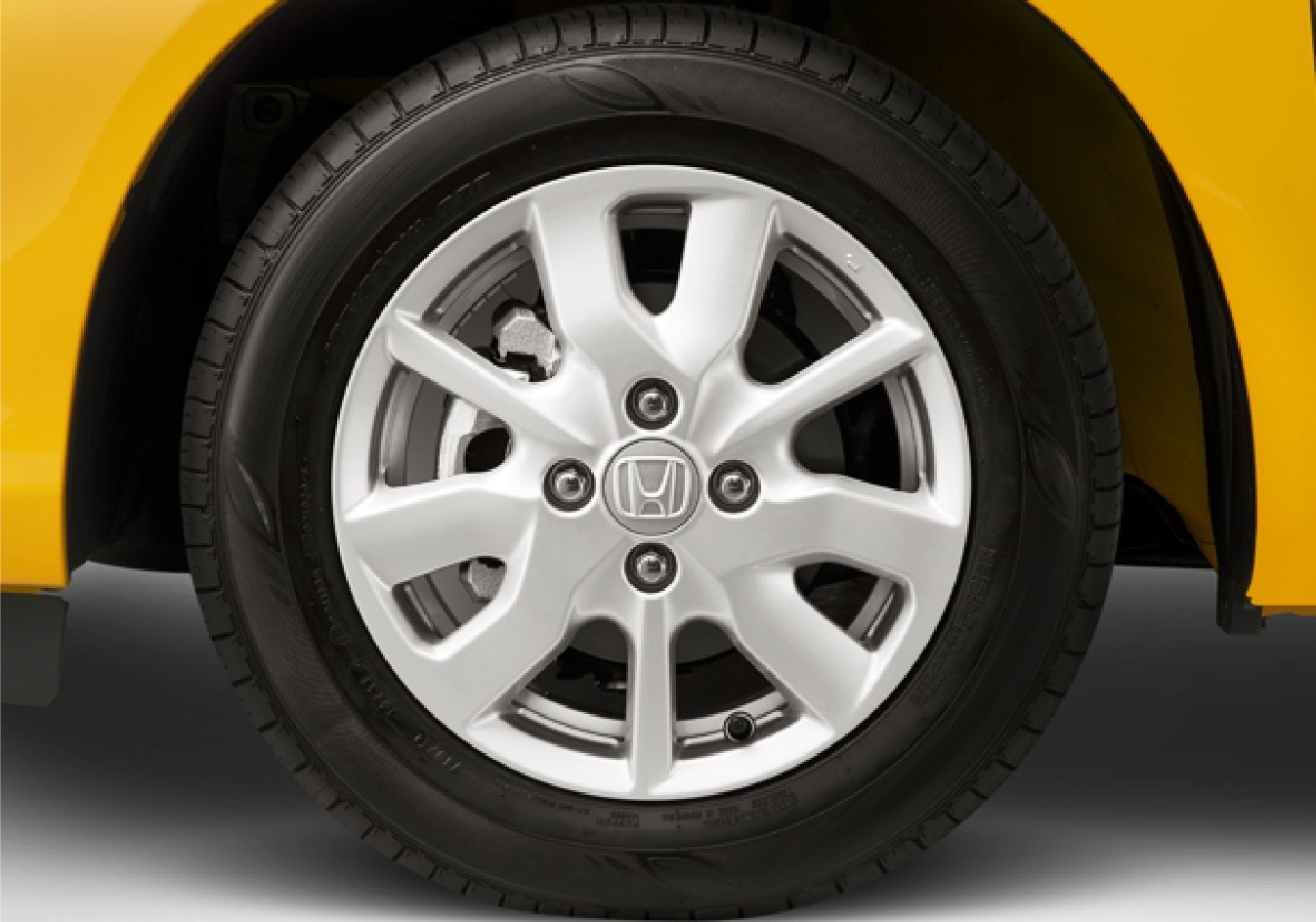 "14"" Stylish Alloy Wheels"