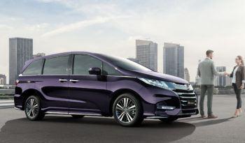 Honda Odyssey full