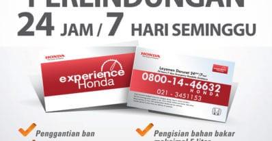 Experience-Honda-Card