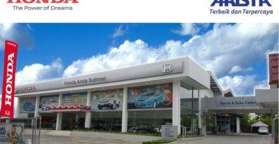 Honda Arista Pekanbaru